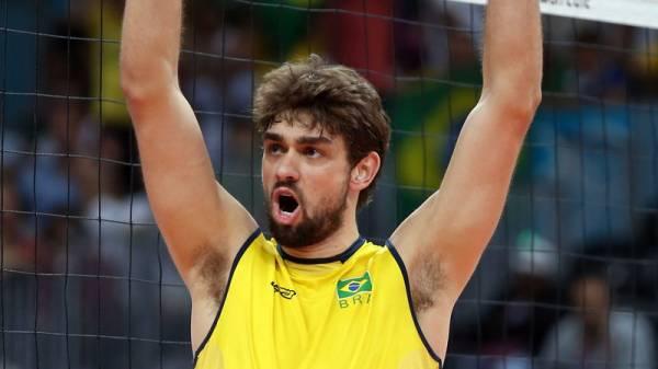 Vm modena volley ufficiale lucas saatkamp e gialloblu for Oscar vinti da italiani