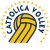 logo Cattolica Volley Giallo